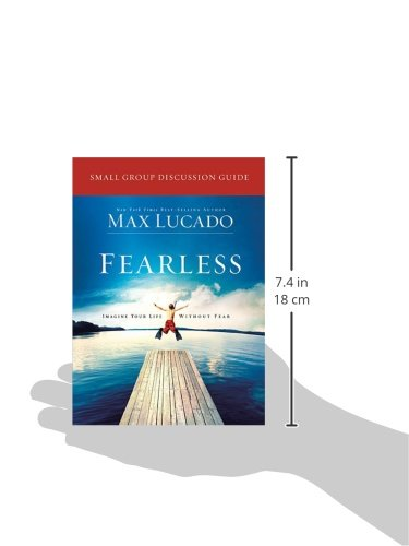 Max lucado fearless bible study